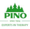 Afbeelding van Pino, een van de merken die wij gebruiken in onze massage praktijk