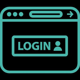Inlogmodule Webshop