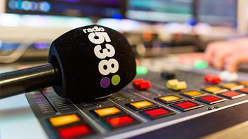 Wespenplaag Radio 538